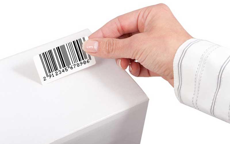 Software gestionale: etichetta