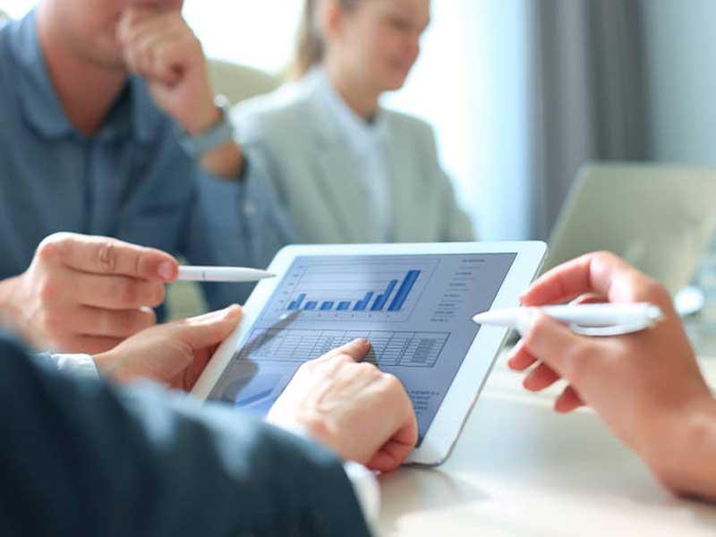 Software gestionale: statistiche